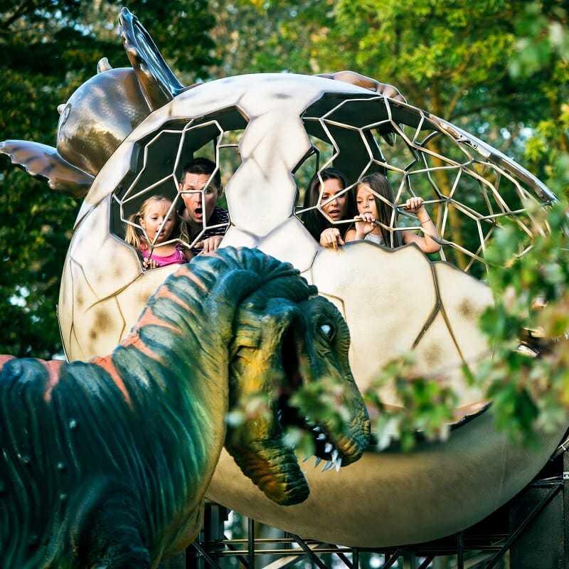 Monosauro Mirabilandia Parks