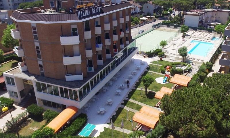 HOTEL MARINA BEACH LIDO ADRIANO
