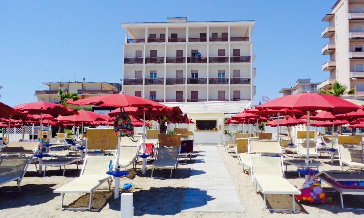 HOTEL TOKIO BEACH LIDO DI SAVIO